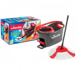 VILEDA CUBO Y FREGONA TURBO EASY WRING & CLEAN