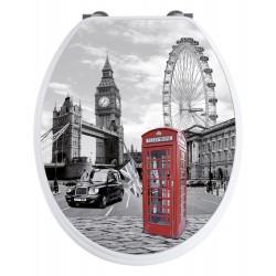 ASIENTO WC 3D LONDON