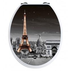 ASIENTO WC 3D PARIS